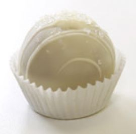 Wedding cake truffle