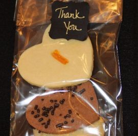 Cookie favors