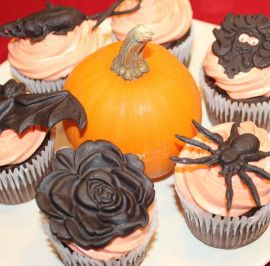 Halloween toppers
