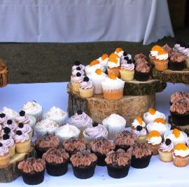 Cupcakes offer variety
